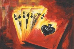 Poker AKJA