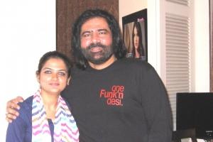With Shafqat Amanat Ali Khansahab