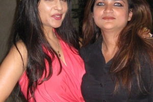 With Shibani Kashap