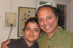 With Nishat Khan