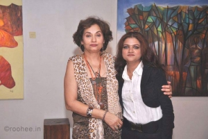 With Salma Agha Ji