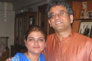 With Taufiq Qureshi Ji