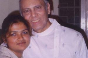 With Ustad Rais Khansaheb