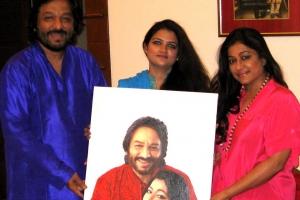 Roop Kumar Rathod & Sunali Rathod