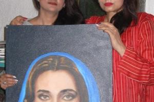 Salma Aghaa ji